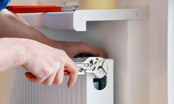 Замена или установка радиатора отопления (централизованное отопление)